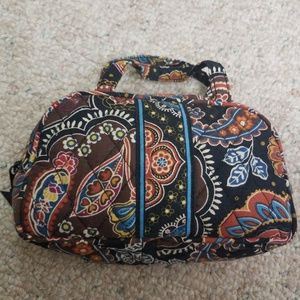 Vera bradley mini zip purse bag